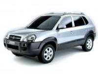 Hyundai Tucson 2.0 Diesel or Similar